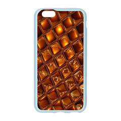 Caramel Honeycomb An Abstract Image Apple Seamless iPhone 6/6S Case (Color)