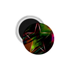 Colorful Background Star 1.75  Magnets