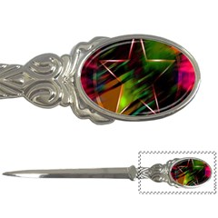 Colorful Background Star Letter Openers