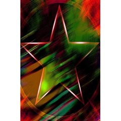 Colorful Background Star 5 5  X 8 5  Notebooks
