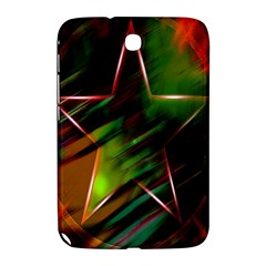 Colorful Background Star Samsung Galaxy Note 8.0 N5100 Hardshell Case