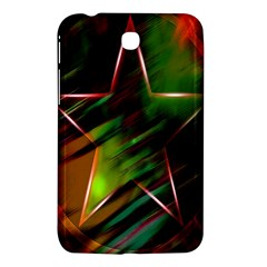 Colorful Background Star Samsung Galaxy Tab 3 (7 ) P3200 Hardshell Case