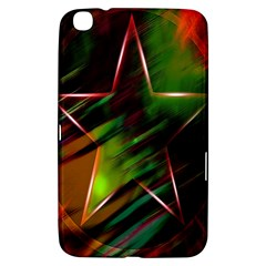 Colorful Background Star Samsung Galaxy Tab 3 (8 ) T3100 Hardshell Case
