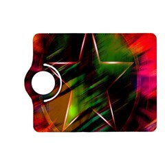 Colorful Background Star Kindle Fire Hd (2013) Flip 360 Case