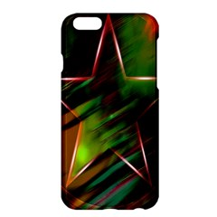 Colorful Background Star Apple iPhone 6 Plus/6S Plus Hardshell Case