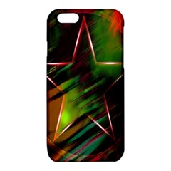 Colorful Background Star iPhone 6/6S TPU Case