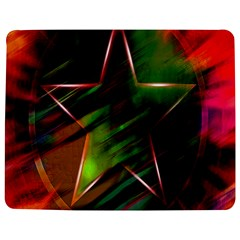 Colorful Background Star Jigsaw Puzzle Photo Stand (rectangular)