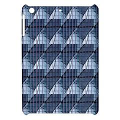 Snow Peak Abstract Blue Wallpaper Apple iPad Mini Hardshell Case