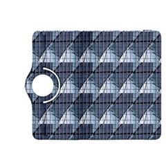 Snow Peak Abstract Blue Wallpaper Kindle Fire HDX 8.9  Flip 360 Case