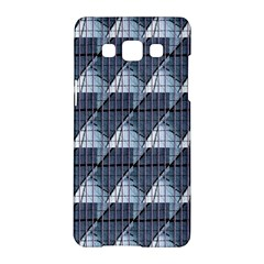 Snow Peak Abstract Blue Wallpaper Samsung Galaxy A5 Hardshell Case