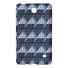 Snow Peak Abstract Blue Wallpaper Samsung Galaxy Tab 4 (7 ) Hardshell Case