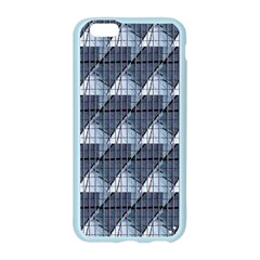 Snow Peak Abstract Blue Wallpaper Apple Seamless iPhone 6/6S Case (Color)