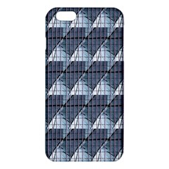 Snow Peak Abstract Blue Wallpaper Iphone 6 Plus/6s Plus Tpu Case