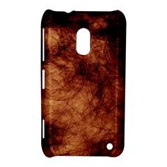 Abstract Brown Smoke Nokia Lumia 620
