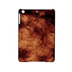 Abstract Brown Smoke Ipad Mini 2 Hardshell Cases