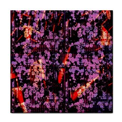 Abstract Painting Digital Graphic Art Tile Coasters