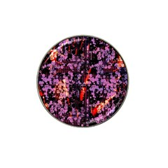 Abstract Painting Digital Graphic Art Hat Clip Ball Marker (4 Pack)