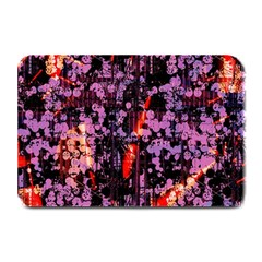 Abstract Painting Digital Graphic Art Plate Mats