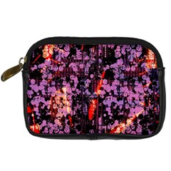 Abstract Painting Digital Graphic Art Digital Camera Cases