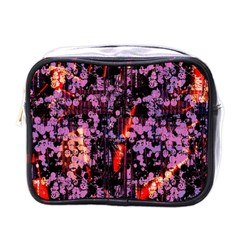 Abstract Painting Digital Graphic Art Mini Toiletries Bags