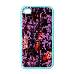 Abstract Painting Digital Graphic Art Apple Iphone 4 Case (color)