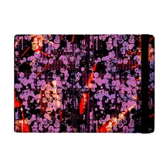 Abstract Painting Digital Graphic Art Apple Ipad Mini Flip Case