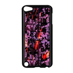Abstract Painting Digital Graphic Art Apple iPod Touch 5 Case (Black)
