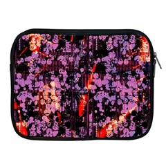 Abstract Painting Digital Graphic Art Apple Ipad 2/3/4 Zipper Cases