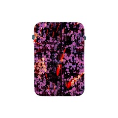 Abstract Painting Digital Graphic Art Apple Ipad Mini Protective Soft Cases