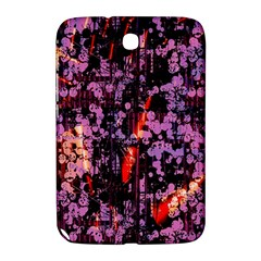 Abstract Painting Digital Graphic Art Samsung Galaxy Note 8 0 N5100 Hardshell Case