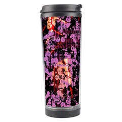Abstract Painting Digital Graphic Art Travel Tumbler