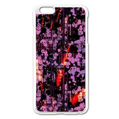 Abstract Painting Digital Graphic Art Apple Iphone 6 Plus/6s Plus Enamel White Case