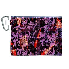Abstract Painting Digital Graphic Art Canvas Cosmetic Bag (xl)