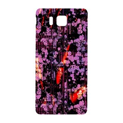 Abstract Painting Digital Graphic Art Samsung Galaxy Alpha Hardshell Back Case