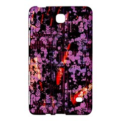 Abstract Painting Digital Graphic Art Samsung Galaxy Tab 4 (8 ) Hardshell Case