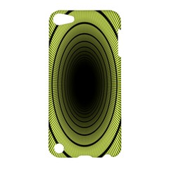 Spiral Tunnel Abstract Background Pattern Apple iPod Touch 5 Hardshell Case
