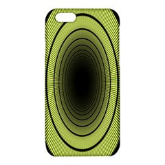 Spiral Tunnel Abstract Background Pattern iPhone 6/6S TPU Case