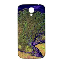 Lena River Delta A Photo Of A Colorful River Delta Taken From A Satellite Samsung Galaxy S4 I9500/I9505  Hardshell Back Case
