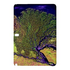 Lena River Delta A Photo Of A Colorful River Delta Taken From A Satellite Samsung Galaxy Tab Pro 12.2 Hardshell Case