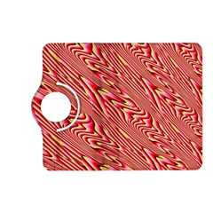 Abstract Neutral Pattern Kindle Fire Hd (2013) Flip 360 Case