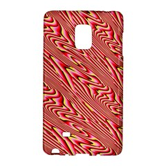 Abstract Neutral Pattern Galaxy Note Edge