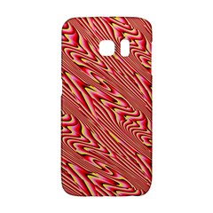 Abstract Neutral Pattern Galaxy S6 Edge