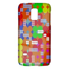 Abstract Polka Dot Pattern Digitally Created Abstract Background Pattern With An Urban Feel Galaxy S5 Mini