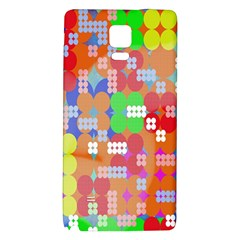 Abstract Polka Dot Pattern Digitally Created Abstract Background Pattern With An Urban Feel Galaxy Note 4 Back Case