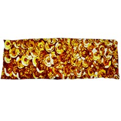 Yellow Abstract Background Body Pillow Case Dakimakura (Two Sides)