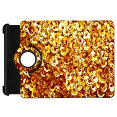 Yellow Abstract Background Kindle Fire Hd 7