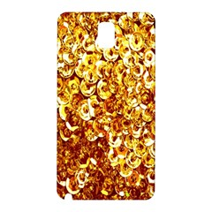 Yellow Abstract Background Samsung Galaxy Note 3 N9005 Hardshell Back Case