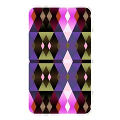 Geometric Abstract Background Art Memory Card Reader