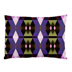 Geometric Abstract Background Art Pillow Case (two Sides)