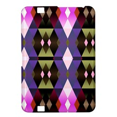 Geometric Abstract Background Art Kindle Fire Hd 8 9